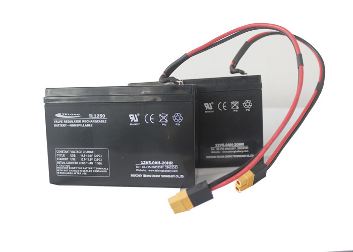 Remote Control Bait Boat Parts - 12V / 10AH Lead-acid Battery For Bait Boat